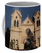 Santa Fe Church Coffee Mug