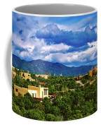 Santa Fe New Mexico Coffee Mug