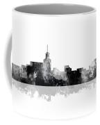 Santa Fe New Mexico Skyline Coffee Mug