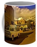 Santa Fe Plaza Coffee Mug