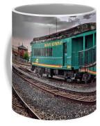 Santa Fe Rail Yard Coffee Mug