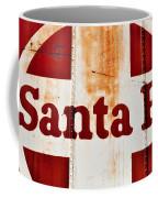 Santa Fe Railway Coffee Mug