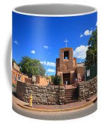 Santa Fe - San Miguel Chapel 6 Coffee Mug