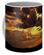 Santa Fe Sunset Coffee Mug
