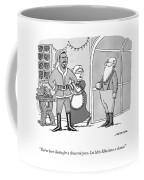 Santa For A Thousand Years Coffee Mug