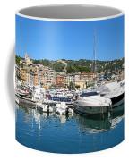 Santa Margherita Ligure Panoramic Coffee Mug