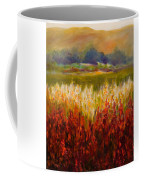 Santa Rosa Valley Coffee Mug by Shannon Grissom