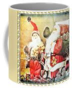 Santa Scene 2 Coffee Mug