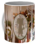 Santa's Icicles Coffee Mug by KG Thienemann