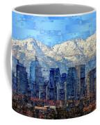 Santiago De Chile, Chile Coffee Mug