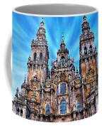 Santiago De Compostela Cathedral Coffee Mug