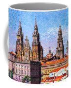 Santiago De Compostela, Cathedral, Spain Coffee Mug
