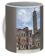Santo Stefano Venice Leaning Tower Coffee Mug