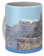 Santorini Fira Coffee Mug