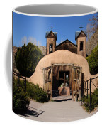 Santuario De Chimayo Adobe Chapel Coffee Mug