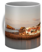 Sao Roque At Sunrise Coffee Mug