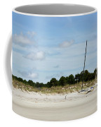 Sapelo Island Boats Coffee Mug