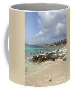 Sapphire Beach St. Thomas Coffee Mug