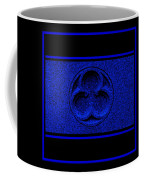 Sapphire Infinity Coffee Mug