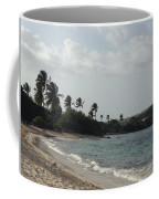 Sapphire Palms Coffee Mug