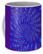Sapphire Swirl Coffee Mug