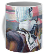 Saratoga Stripes Coffee Mug