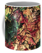 Sargam Abstract A1 Coffee Mug