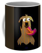 Sartorial Pooch Coffee Mug