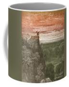 Satan, By Dore Coffee Mug