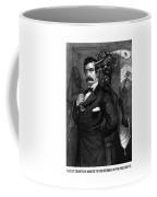 Satan Tempting John Wilkes Booth Coffee Mug