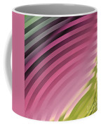 Satin Movements Pink II Coffee Mug