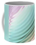 Satin Movements Sky Blue Coffee Mug