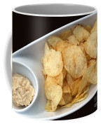 Satisfy The Craving With Chips And Dip Coffee Mug