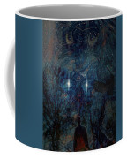 Saturnine Night Coffee Mug