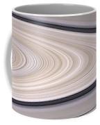 Saturns Ring System Coffee Mug
