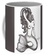 Saucy Mermaid Coffee Mug