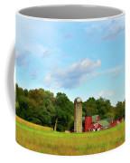 Sauer Farm, Mt. Marion Coffee Mug