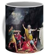 Saul & Witch Of Endor Coffee Mug