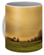 Sauvie Island Barn Coffee Mug