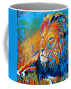 Savanna King Coffee Mug