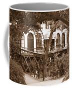 Savannah Arches In Sepia Coffee Mug