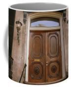 Savannah Doors I Coffee Mug