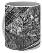 Savannah Perspective - Black And White Coffee Mug