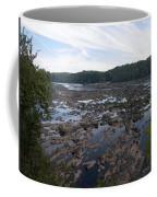 Savannah River At Evans Coffee Mug