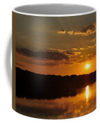 Savannah River Sunset Coffee Mug