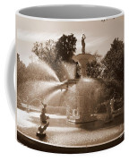 Savannah Sepia - Forsyth Fountain Coffee Mug