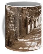Savannah Sepia - Sunny Sidewalk Coffee Mug