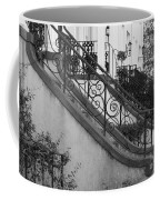 Savannah Stoops - Black And White Coffee Mug