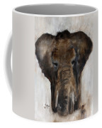 Save The Elephant Coffee Mug