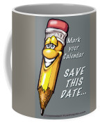 Save This Date Coffee Mug
